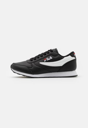 ORBIT - Sneaker low - black/white