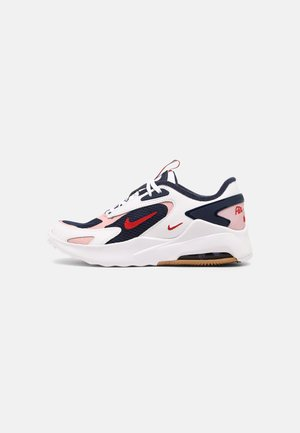 AIR MAX BOLT SE UNISEX - Sneakersy niskie - midnight navy/chile red/white/pink glaze