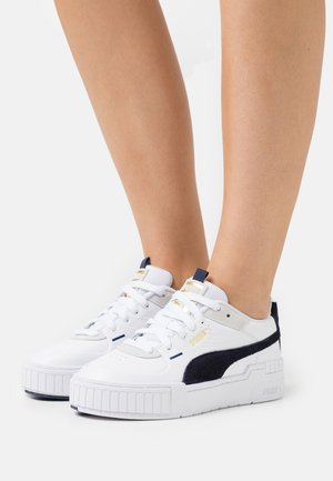CALI SPORT MIX - Sneakers laag - white/peacoat