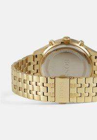 BOSS - ASSOCIATE - Chronograph watch - gold-coloured/blue - 1