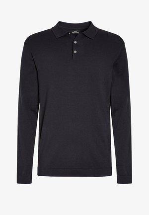 LONG SLEEVE  - Polo shirt - blue