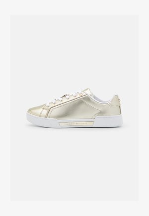 METALLIC ELEVATED  - Sneakers - light gold