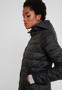 Vero Moda - SHORT HOODY - Winter jacket - black - 3