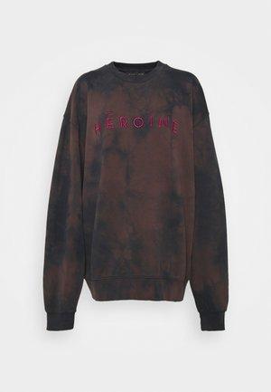 EMBROIDERY - Sweatshirt - midnight