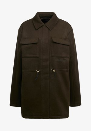 DESK JACKET - Short coat - army