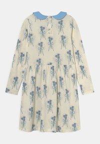 Mini Rodini - WINTERFLOWERS DRESS - Jersey dress - blue - 1