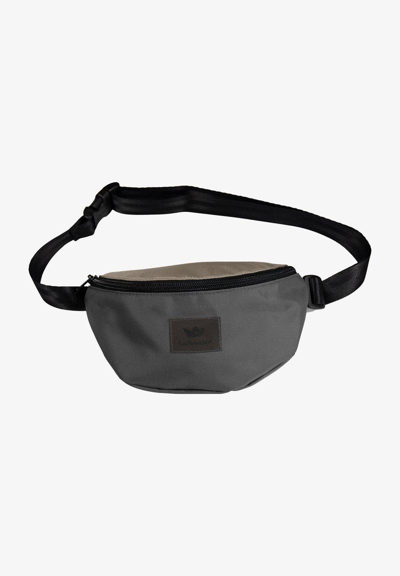 Freibeutler - Bum bag - black strap