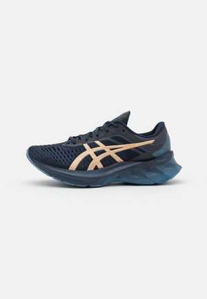 NOVABLAST - Neutral running shoes - french blue/champagne