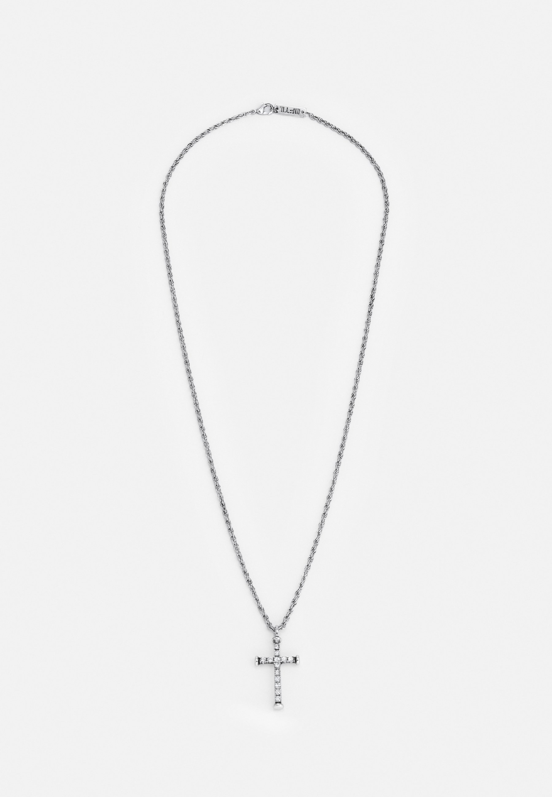 Homme PLAYING WITH FIRE CROSS NECKLACE - Collier