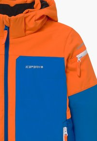 Icepeak - LEVANT UNISEX - Snowboard jacket - orange - 4