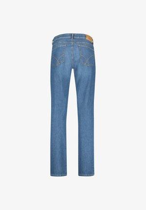 """COOPER""  - Straight leg jeans - darkblue (83)"