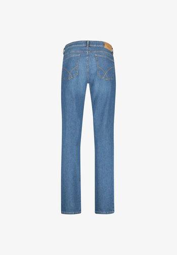 STYLE COOPER DENIM - Straight leg jeans - darkblue