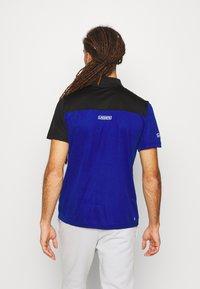 Lacoste Sport - TENNIS - Camiseta de deporte - black/cosmic/white - 2