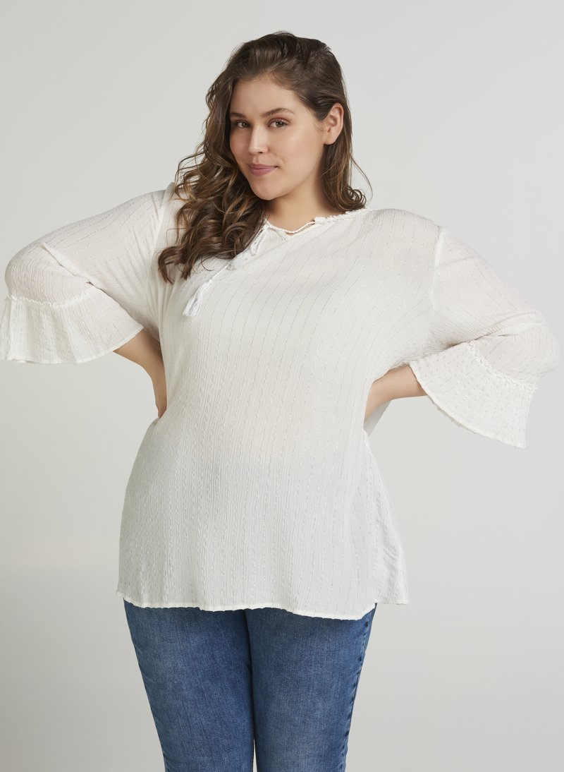 ZAY - Blouse - white