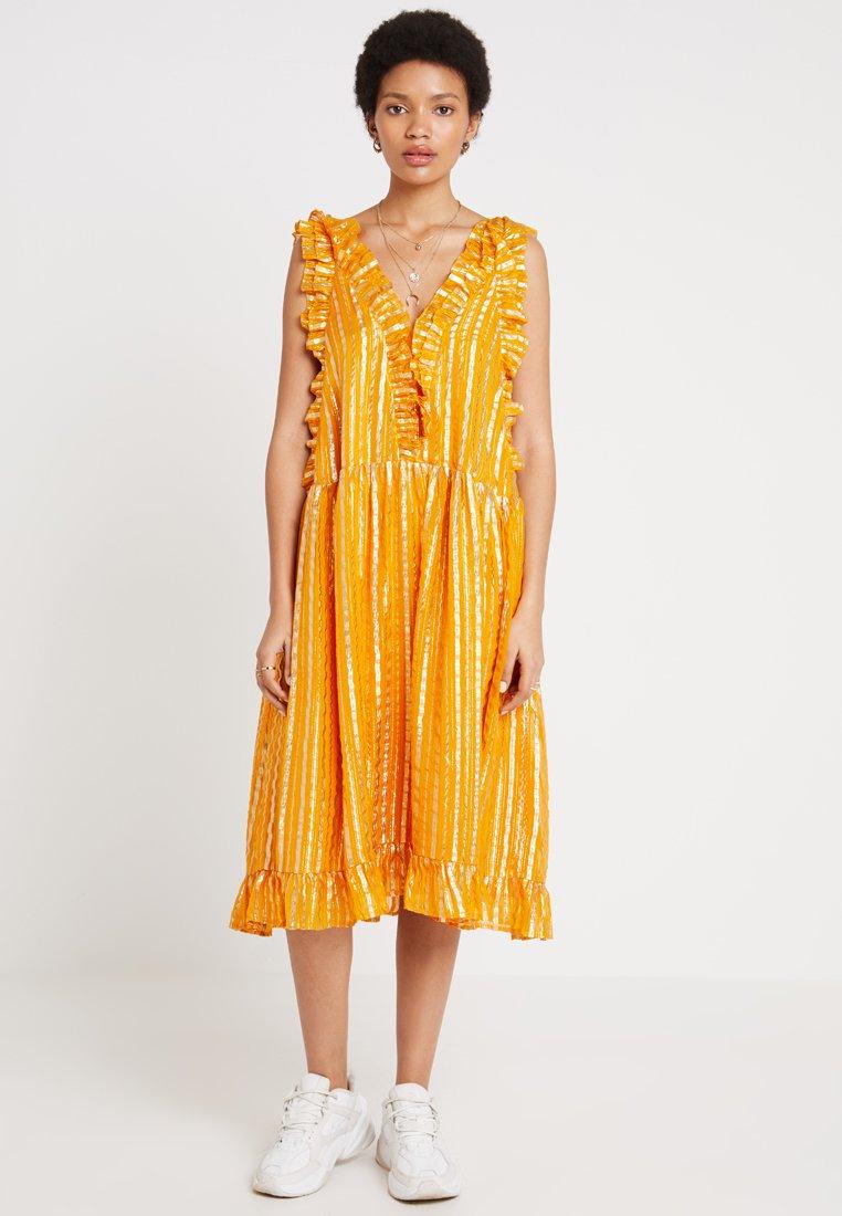 Custommade - WICA - Shirt dress - zinnia