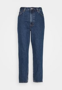 Monki - TAIKI LA LUNE - Straight leg jeans - blue medium dusty - 4