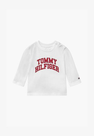 BABY TEE - T-shirt à manches longues - white