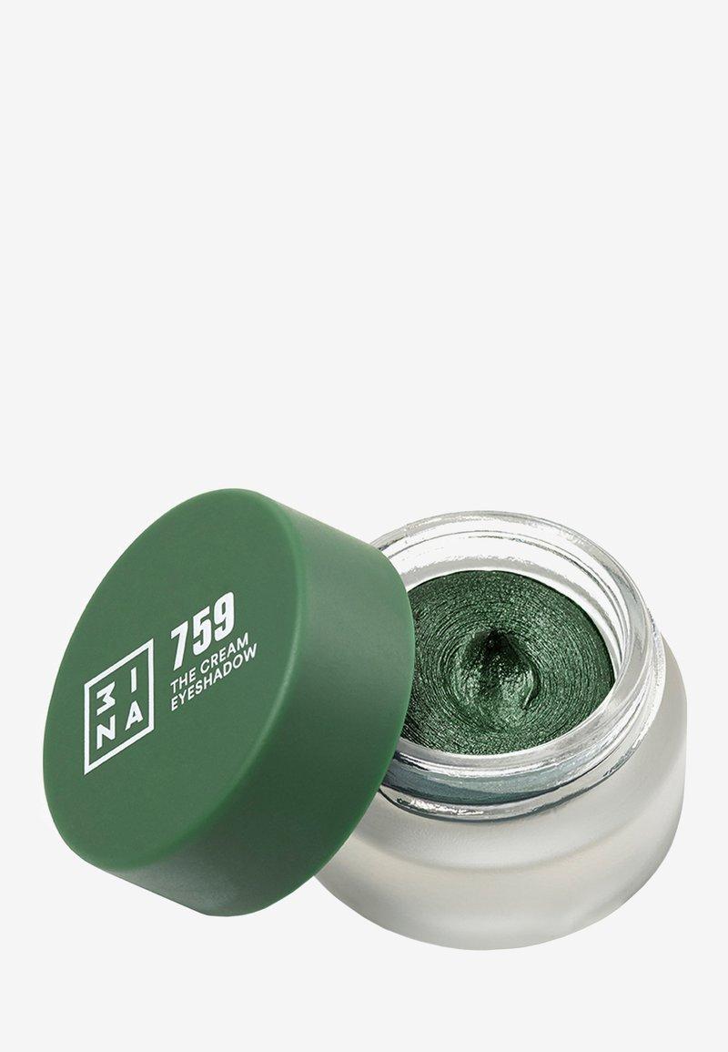 3ina - THE 24H CREAM EYESHADOW - Eye shadow - 759 olive green