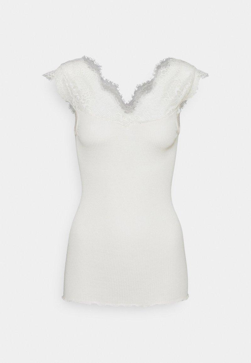 Rosemunde - REGULAR  - Print T-shirt - ivory