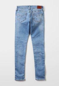 Pepe Jeans - PIXLETTE - Skinny džíny - light-blue denim - 2