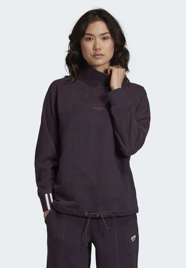 R.Y.V. SWEATSHIRT - Felpa - purple
