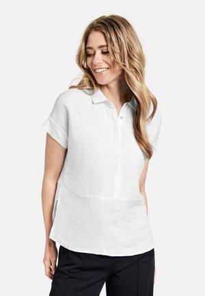 Poloshirt - weiß weiß