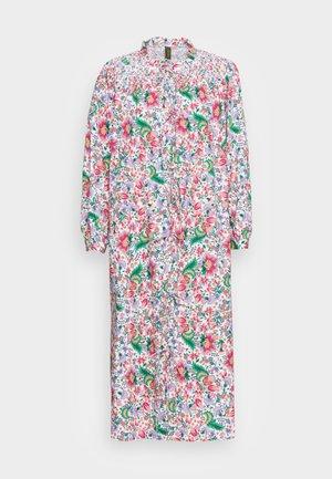 GRADY DRESS - Shirt dress - dark coral