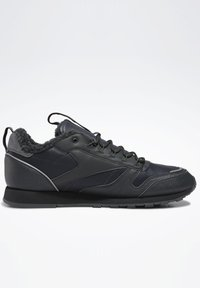 Reebok Classic - CLASSIC LEATHER SHOES - Sneakersy niskie - blue - 7