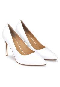 Kazar - JUNE - Zapatos altos - off white - 1