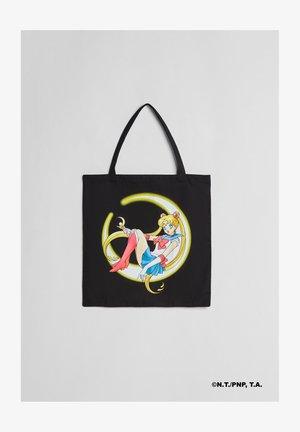 SAILOR MOON - Tote bag - black