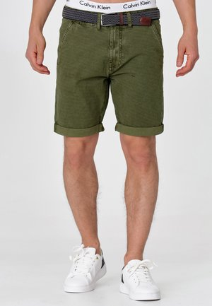 CAEDMON - Shorts - cypress