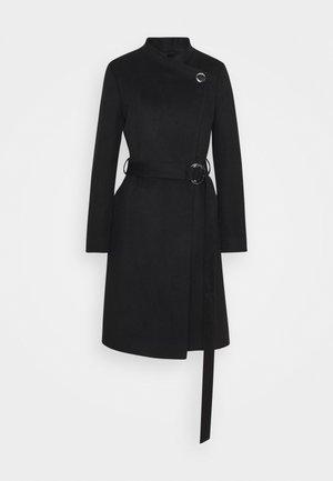 MIVALA - Zimní kabát - black