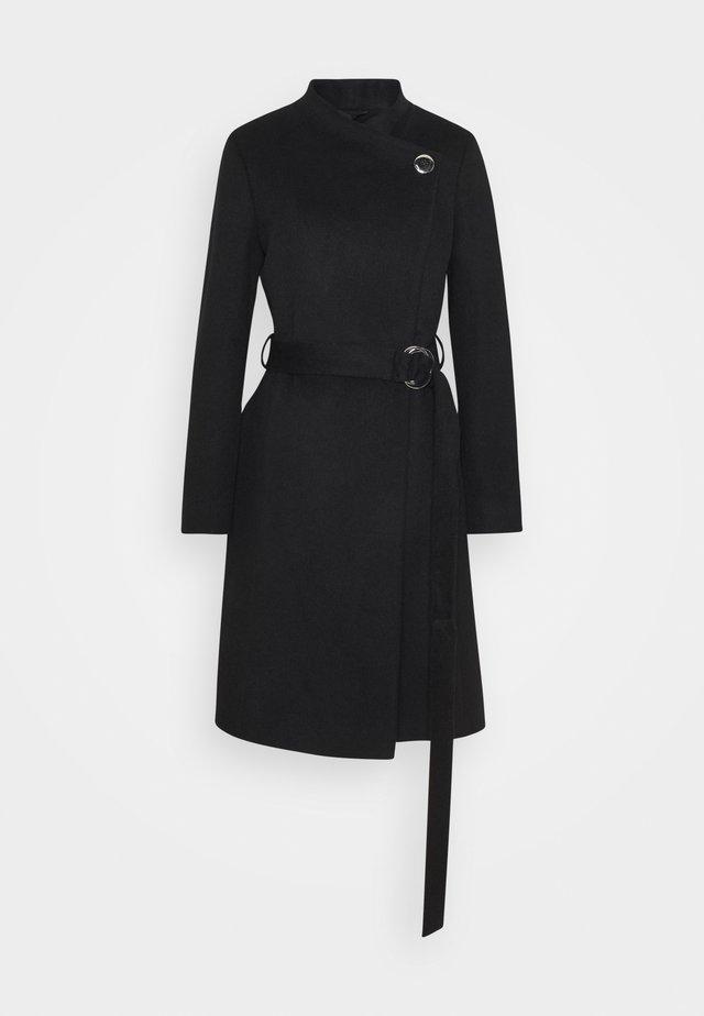 MIVALA - Wollmantel/klassischer Mantel - black