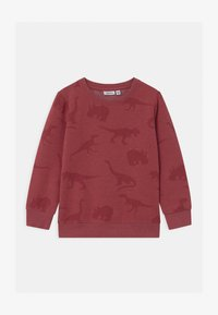Name it - NMMODINO - Sweater - brick red - 0
