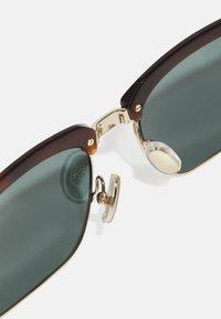 Salvatore Ferragamo - UNISEX - Sunglasses - tortoise/gold-coloured - 4