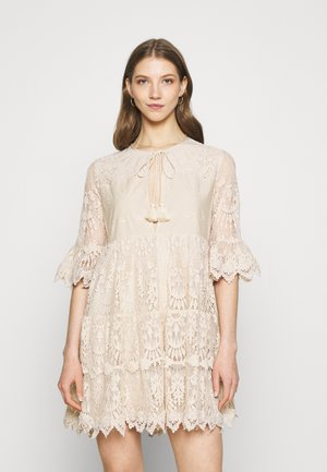 LUXE SMOCK - Cocktail dress / Party dress - offwhite