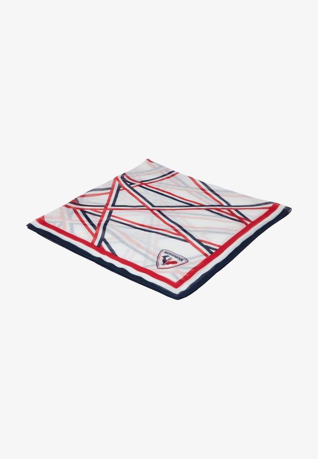 FLAG  - Halsdoek - white