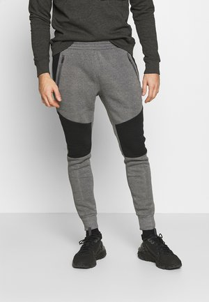 Pantalon de survêtement - charcoal marl/black