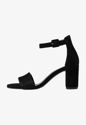 PENNY - Sandals - black