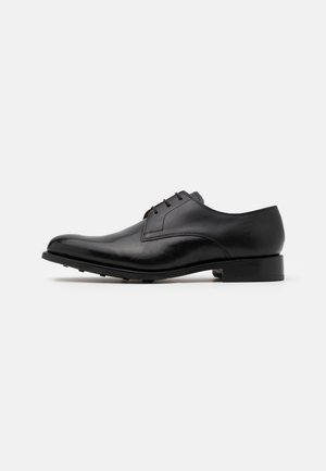 GARNDER - Smart lace-ups - black