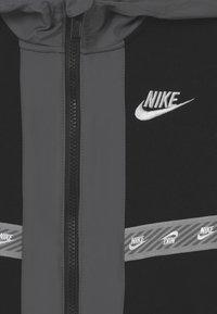 Nike Sportswear - ELEVATED TRIMS FULL ZIP - Felpa con zip - black - 2