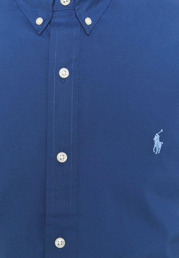 Polo Ralph Lauren NATURAL - Koszula - federal blue/niebieski Odzież Męska YIFN