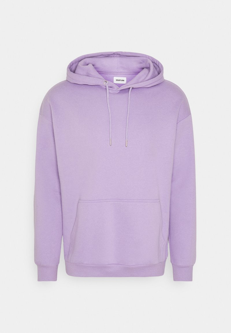 YOURTURN - UNISEX - Felpa con cappuccio - lilac