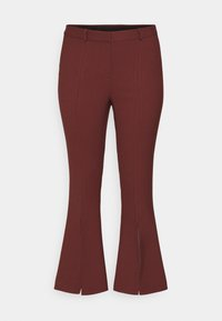 CAPSULE by Simply Be - TROUSERS - Trousers - rust - 5
