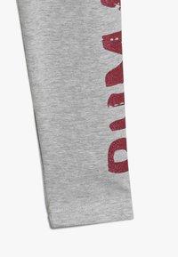Puma - ALPHA - Leggings - Trousers - light gray heather - 2