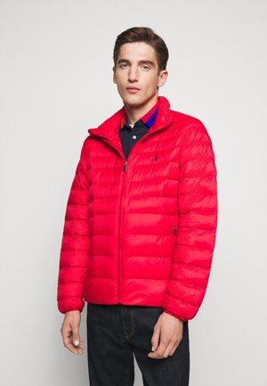 TERRA - Winter jacket - red