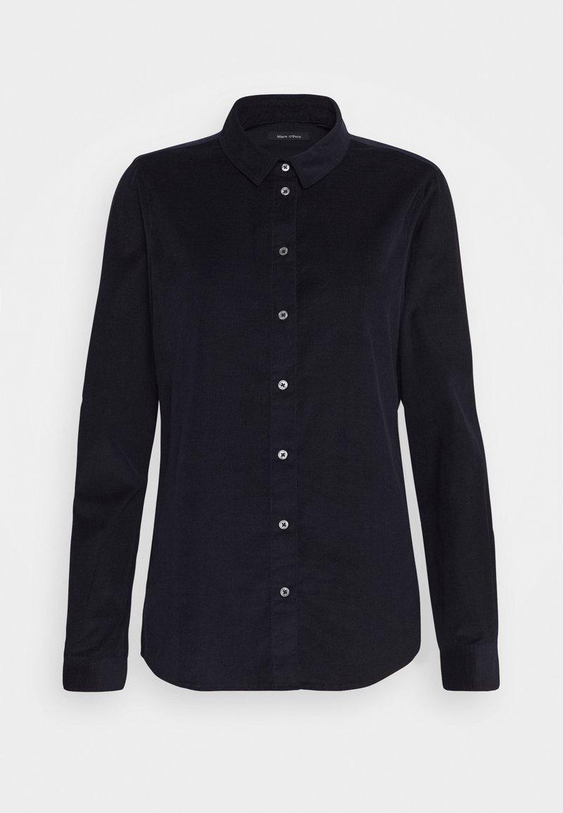 Marc O'Polo - Button-down blouse - midnight blue