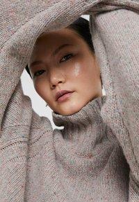By Malene Birger - VANESA - Strickpullover - med grey melange - 3
