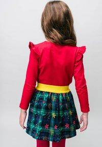 Rosalita Senoritas - MOSBY  - A-line skirt - dark green - 1