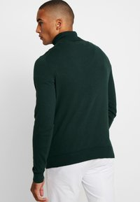 Pier One - Strickpullover - dark green - 2